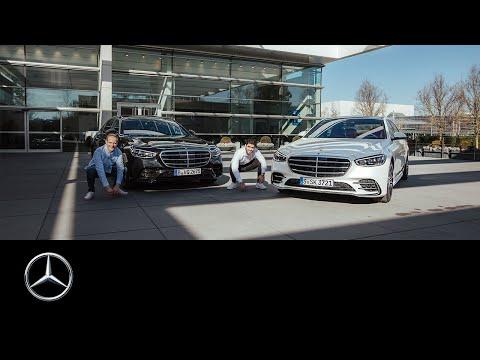 Die erste Fahrt in der neuen S-Klasse - Matthias Malmedie testet die Ikone von Mercedes-Benz Teil 2