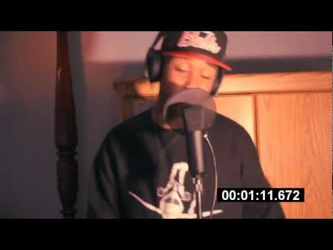 Lil Caine- Drake Ransom Instrumental Remix Freestyle *Live Recording