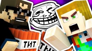 SSUNDEE BLOWS UP MY HOUSE.. - Troll Craft | TROLLS EVERYWHERE!!