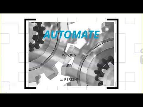 Customs Brokerage: Automate...or Perish
