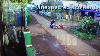 Những tai nạn hy hữu được camera quay lại/Accidents recorded by camera