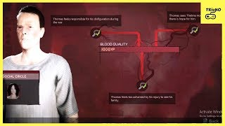 Vampyr Guide - How to unlock All Thomas Elwood  hints