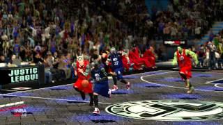BATMAN DUNK - NBA 2K14 2014 . GAMEPLAY