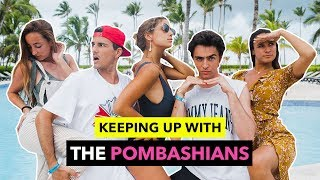 KEEPING UP WITH THE POMBASHIANS - The Tripletz