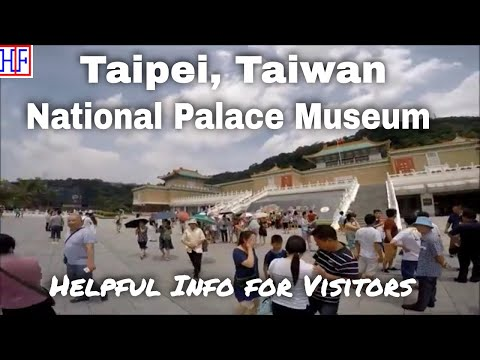 Taipei | National Palace Museum | Travel Guide | Episode# 7