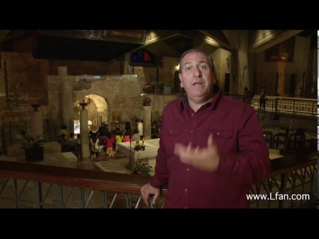 48- من كنيسة البشارة، كيف امتلكت مريم الوعد رغم ظروفها؟