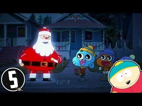 TUTTI I RIFERIMENTI Nelle PUNTATE NATALIZIE Di Cartoon Network (Speciale NATALE)