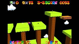 Super Mario 64 TAS Competition 2019 Task 18 - My Run (2nd Place, 18.67s)
