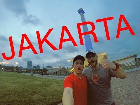 Driving Around Jakarta | Jakarta, Indonesia