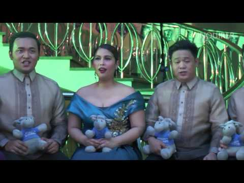 Marry You - The Philippine Madrigal Singers live at Inquirer - #MadzatInquirer