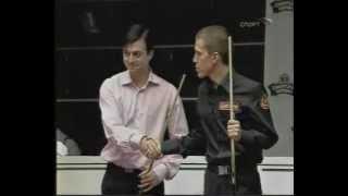 Евгений Сталев - Ива Арчвадзе, 2005, русский бильярд