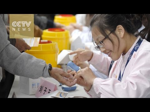 World Diabetes Day: China's diabetes rate highest in the world