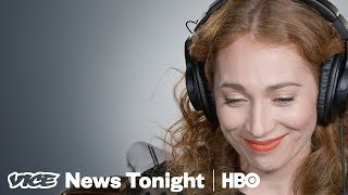 Regina Spektor's Music Corner Ep. 2: VICE News Tonight (HBO)