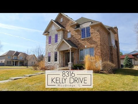 Welcome to 8316 Kelly Dr, Woodridge, IL 60517