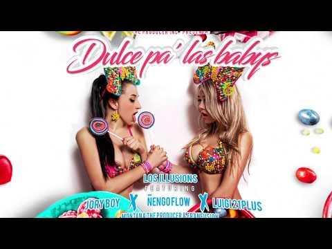 Dulce pa las babys - Montana The Producer Ft. Luigi 21 Plus - Jory Boy - Ñengo Flow [Lyric Video]