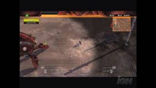 Universe at War: Earth Assault Xbox 360 Gameplay -