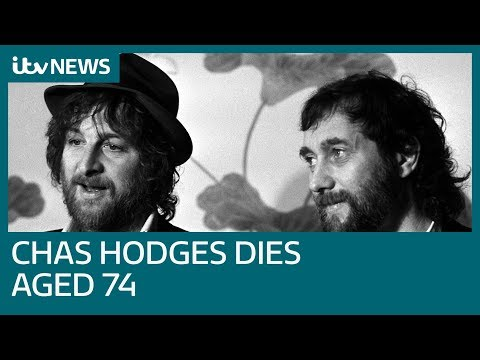 Chas Hodges of Chas and Dave dies aged 74 | ITV News
