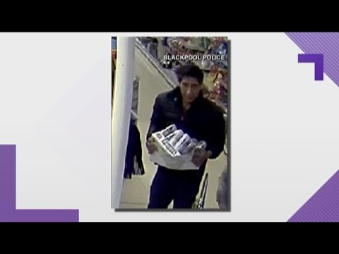 Man accused of stealing beer looks a lot like 'Friends' actor David Schwimmer