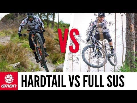 Full Suspension Vs Hardtail | What's More Fun?