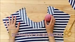 Gambar cover Nasıl Yapılır? - Basit Elbise Dikimi / How To Sew a Basic Dress?