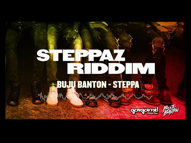 Buju Banton - Steppa (Steppaz Riddim Official Audio) | Dancehall 2020