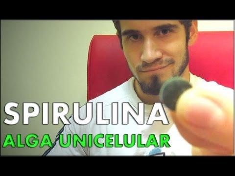 Spirulina suplementos para entrenar duro | beneficios e información sobre esta alga unicelular