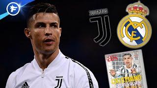La bombe Cristiano Ronaldo met le feu à Madrid  | Revue de presse