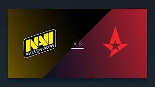 CS:GO - NaVi vs. Astralis [Inferno] Map 2 - EU Day 25 - ESL Pro League Season 6