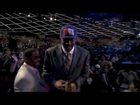 2010 NBA Draft 3rd Pick: New Jersey Nets Select Derrick Favors