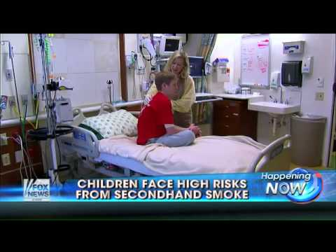 New data released about dangers of secondhand smoke