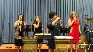 Portador De Tu Gloria Seré - Ministerio Cantares