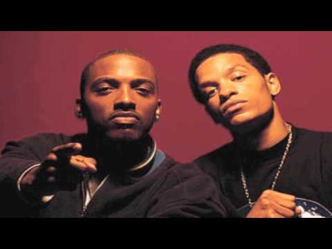 Lord Tariq & Peter Gunz Freestyle (Rated R)
