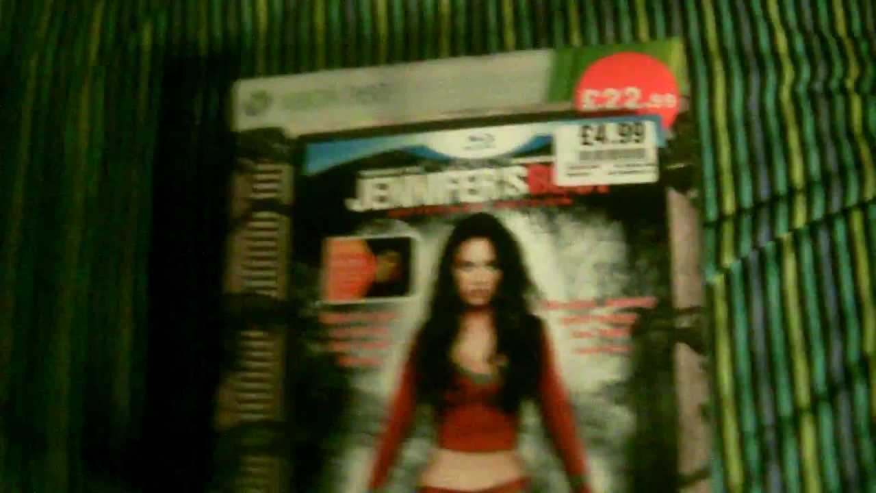 Download jennifers body UK blu-ray unboxing (contains strong language)