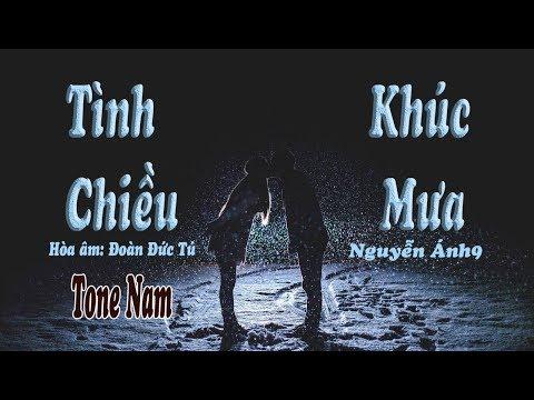 karaoke Tình Khúc Chiều Mưa Lê Sơn - Max's Nhung