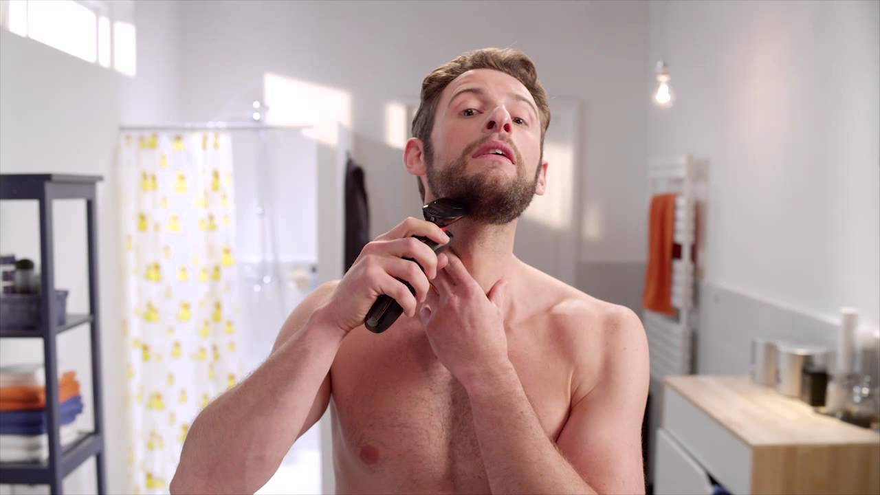 skæg grooming