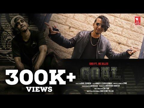 GOAL Kannada Rap Song   Official Music Video SND Ft. MC BIJJU   Anil Gowda