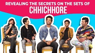 Team Chhichhore Reveal Their Tinder Bios To Shraddha Kapoor's Phone Addiction | Sushant Singh Rajput