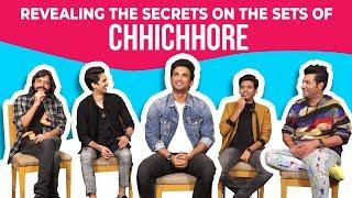 Team Chhichhore Reveal Their Tinder Bios To Shraddha Kapoor's Phone Addiction   Sushant Singh Rajput
