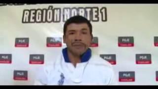 Alto criminal capturado por las autoridades de Piedras Negras, Coahuila