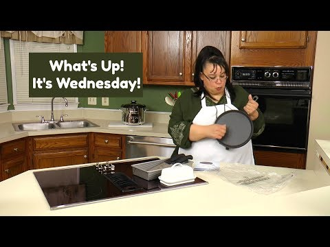 Aldi Cast Iron Griddle, USA Pans, & Stand Mixer Bloopers ~ What's Up Wednesday ~ Amy Learns to Cook