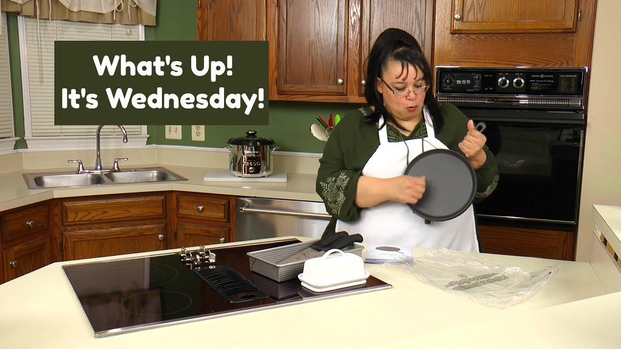 Aldi Saucepans Aldi Cast Iron Griddle Usa Pans Stand Mixer Bloopers What S Up Wednesday Amy Learns To Cook