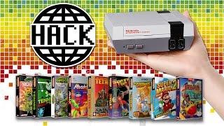Tutorial: NES Nintendo Classic Mini Hack - Neue Spiele per USB draufladen (Exploit / Mod / German)