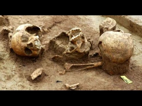 7,000 Year Old Mass Graves Reveal Ancient Torture