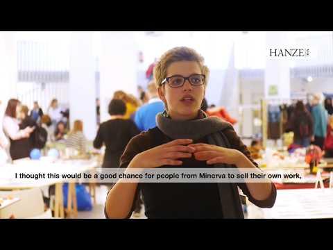 Minerva Market: art students of Minerva Academy sell their own art