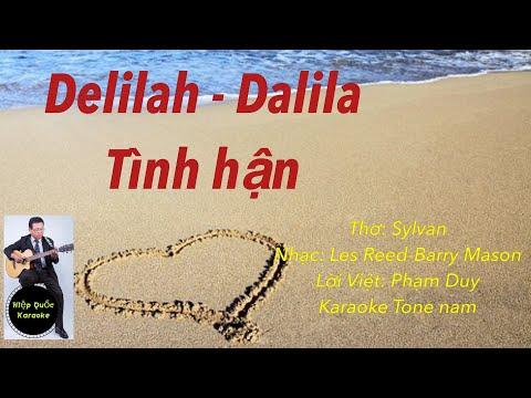 Delilah-Dalila-Tình Hận