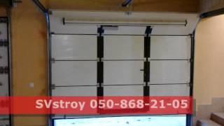 автоматические гаражные ворота ALUTECH(Автоматические ворота Alutech проммышленного класа и гаражные ворота с калиткой., 2012-12-09T20:09:32.000Z)
