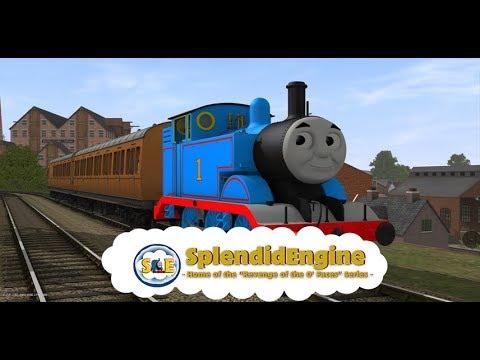 Thomas CGI Trainz Models - Part 2 | SplendidEngine