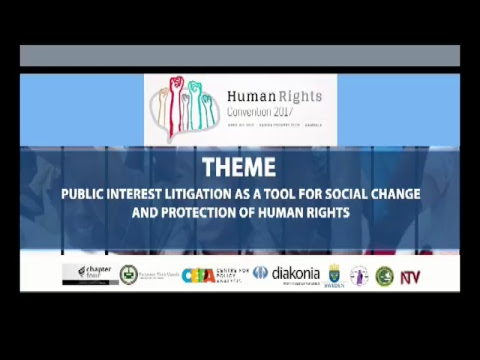 The Human Rights Convention at Kabira Country Club