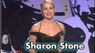 Sharon Stone Salutes Martin Scorsese at the AFI Life Achievement Award streaming
