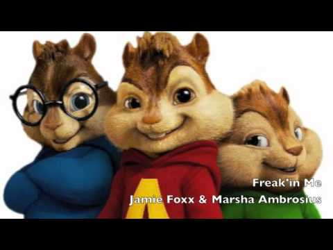 Alvin & The Chipmunks - Freak'in Me (Jamie Foxx)